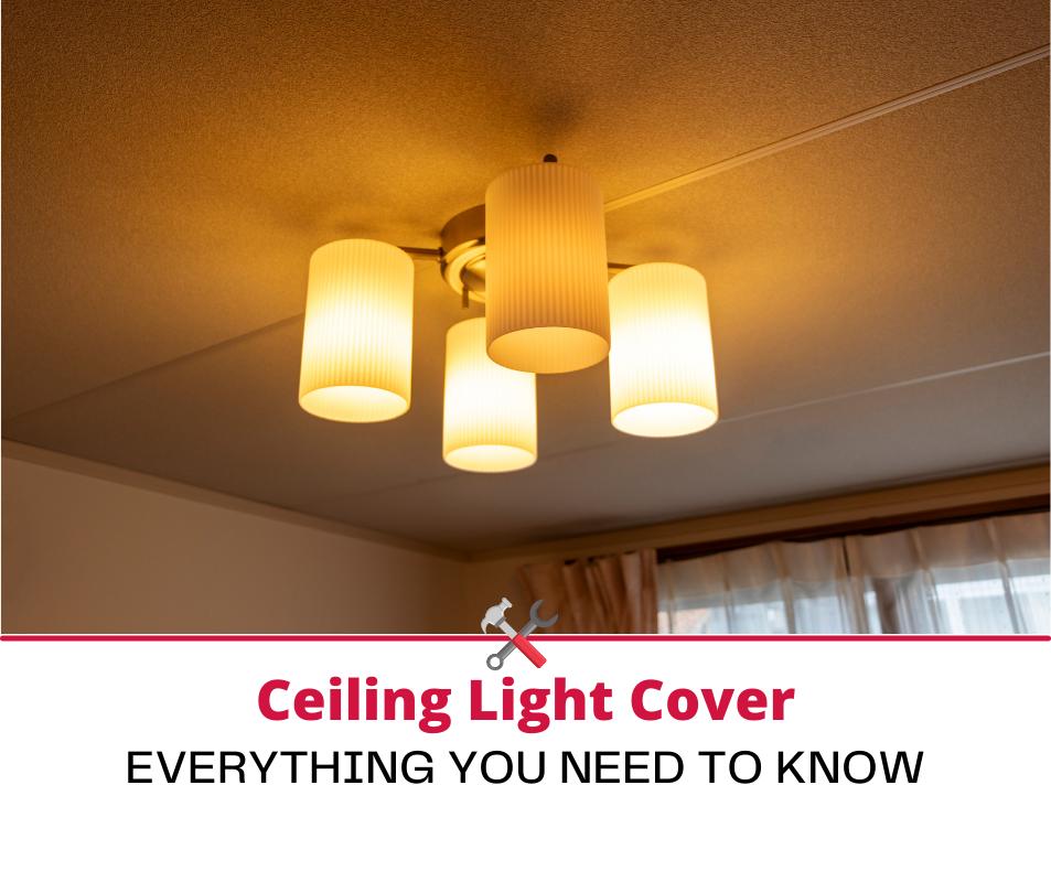 light fixture covers