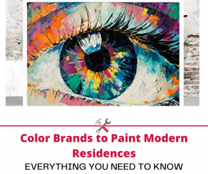 Color Brands to Paint Modern Florida Residences