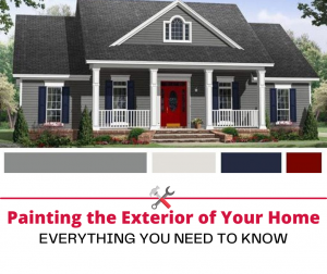 Painting the Exterior of Your Home in Florida