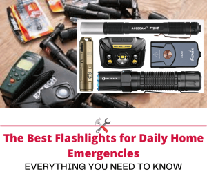 The Best Flashlights for Daily Home Emergencies