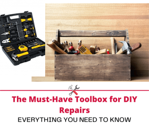 The Must-Have Toolbox for DIY Repairs