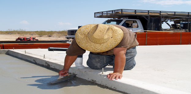 How to Work Concrete Yourself – Home Repair Checklist