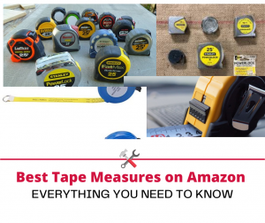 Best Tape Measures to Buy on Amazon – Buying Guide