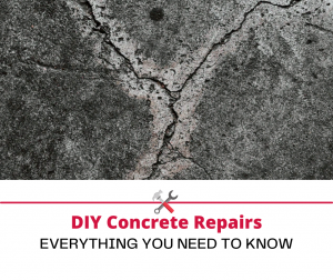 DIY Concrete Repairs – What You Should Know