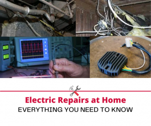 Electric Repairs at Home_ How to Replace, Install, or Repair Electric Systems