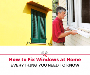 How to Fix Windows at Home