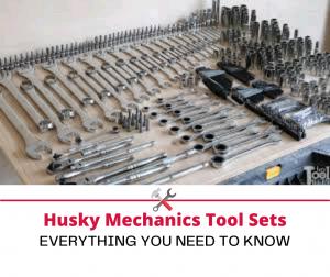 Husky Mechanics Tool Set Review