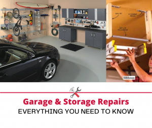 Repairs for Your Home Garage and Storage